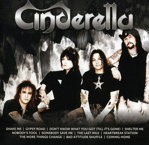 CINDERELLA - ICON (CD)