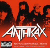 ANTHRAX - ICON - CD New