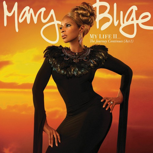 MARY J BLIGE - MY LIFE II: THE JOURNEY CONTINUES (ACT 1 - CD New