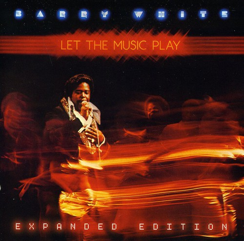 BARRY WHITE - LET THE MUSIC PLAY: EXTENDED EDITION - CD New