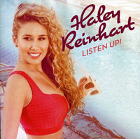 HALEY REINHART - LISTEN UP - CD New
