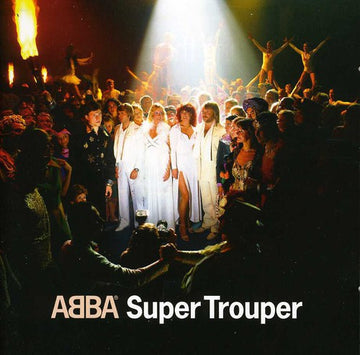ABBA - SUPER TROUPER: DELUXE CD/DVD EDITION - CD New