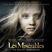 SOUNDTRACK - LES MISERABLES (HIGHLIGHTS) (CD)