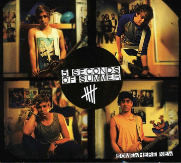5 SECONDS OF SUMMER - SOMEWHERE NEW EP - CD New