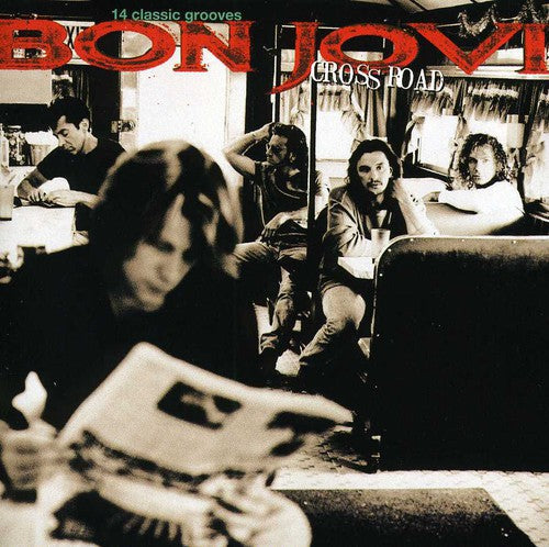 BON JOVI - ICON (CD)