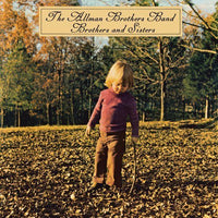 ALLMAN BROTHERS - BROTHERS & SISTERS - CD New