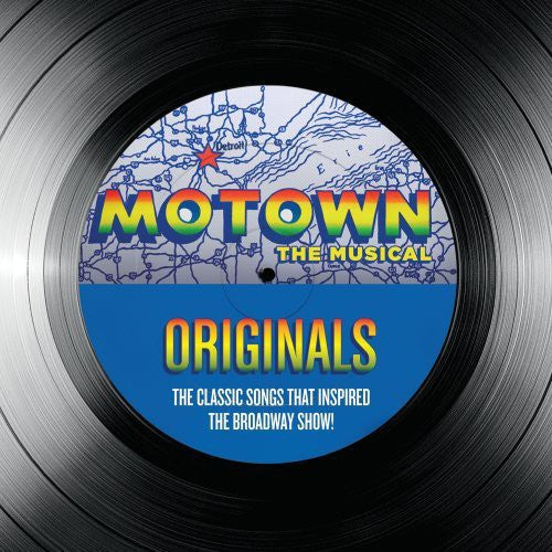 MOTOWN: THE MUSICAL / VARIOUS - MOTOWN: THE MUSICAL / VARIOUS (CD)