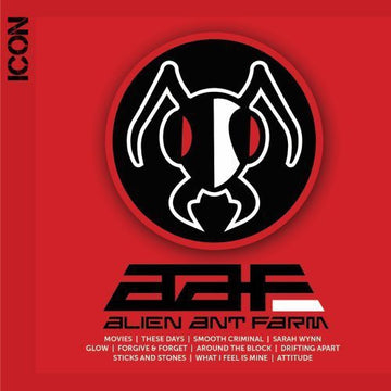 ALIEN ANT FARM - ICON - CD New