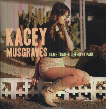 MUSGRAVES, KACEY - SAME TRAILER DIFFERENT PARK (Vinyl LP) - Vinyl New