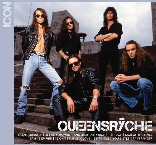QUEENSRYCHE - ICON (CD)