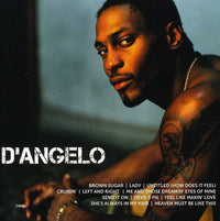 D'ANGELO - ICON - CD New