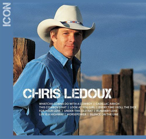 LEDOUX, CHRIS - ICON (CD) - CD New