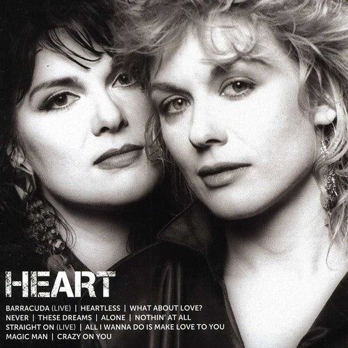 HEART - ICON (CD)