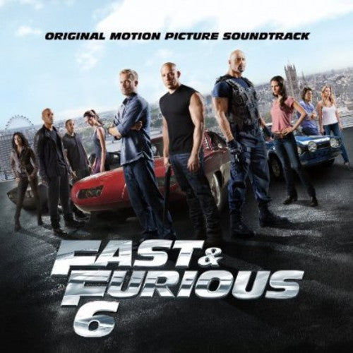FAST & FURIOUS 6 / O.S.T. - FAST & FURIOUS 6 / O.S.T. - CD New