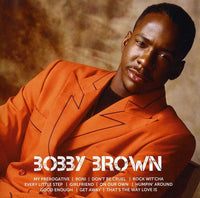 BOBBY BROWN - ICON - CD New