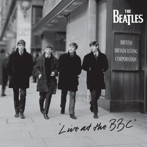 BEATLES - LIVE AT THE BBC - CD New