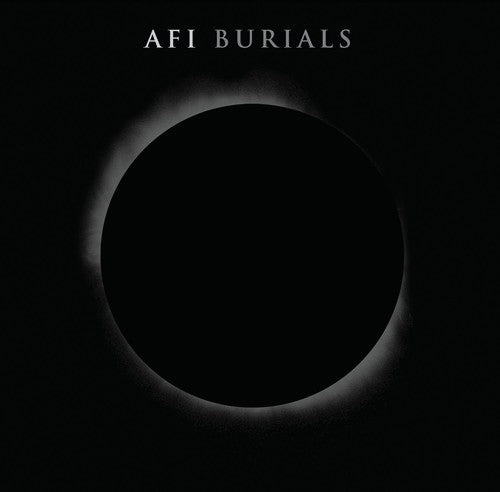 AFI - BURIALS - CD New