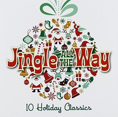 JINGLE ALL THE WAY / VARIOUS - JINGLE ALL THE WAY / VARIOUS (CD) - CD New
