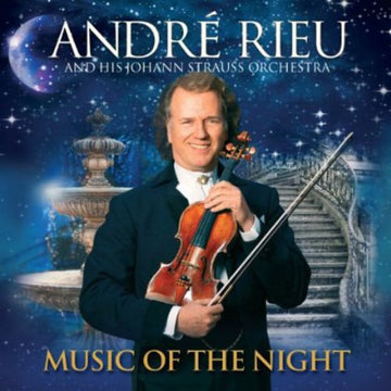 ANDRE RIEU - MUSIC OF THE NIGHT - CD New