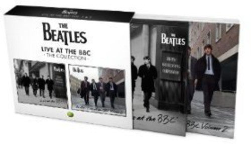 BEATLES - LIVE AT THE BBC (CD)