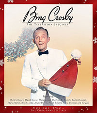 BING CROSBY - TELEVISION SPECIALS VOLUME TWO: CHRISTMA - Video DVD