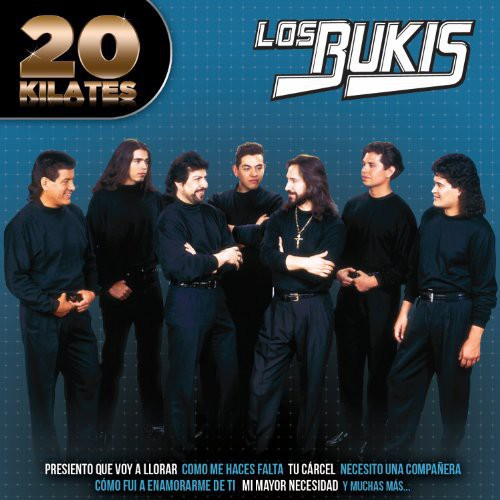 BUKIS - 20 KILATES - CD New