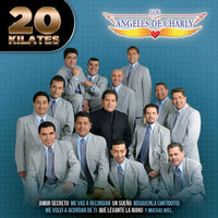 ANGELES DE CHARLY - 20 KILATES (CD) - CD New