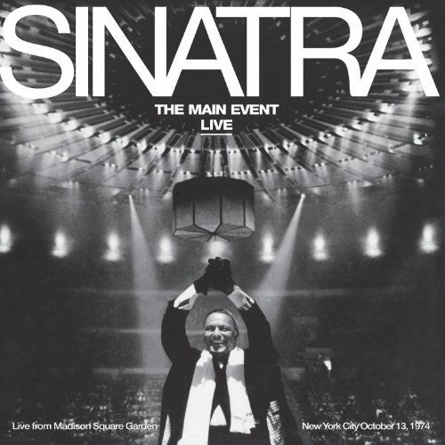 FRANK SINATRA - MAIN EVENT: LIVE - CD New