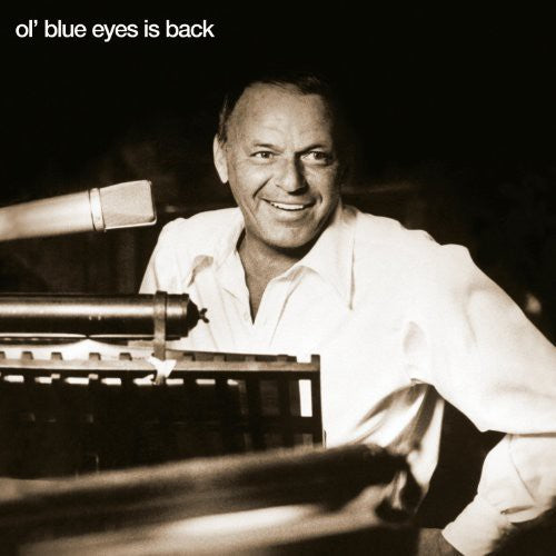 FRANK SINATRA - OL BLUE EYES IS BACK - CD New