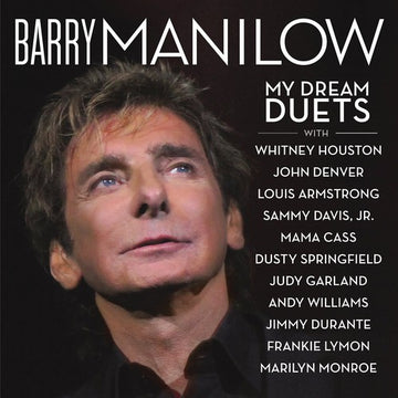 BARRY MANILOW - MY DREAM DUETS - CD New