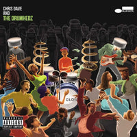 CHRIS & THE DRUMHEDZ DAVE - CHRIS DAVE & THE DRUMHEDZ - CD New