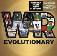 WAR - EVOLUTIONARY (CD)