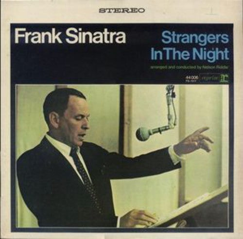 FRANK SINATRA - STRANGERS IN THE NIGHT - CD New