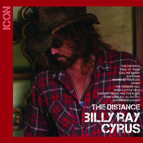BILLY RAY CYRUS - ICON: THE DISTANCE - CD New