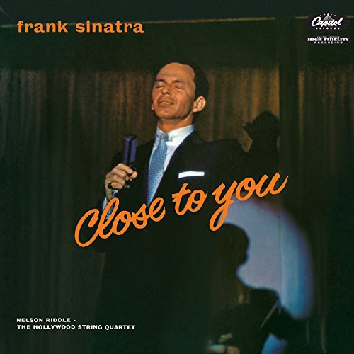 FRANK SINATRA - CLOSE TO YOU - Vinyl New