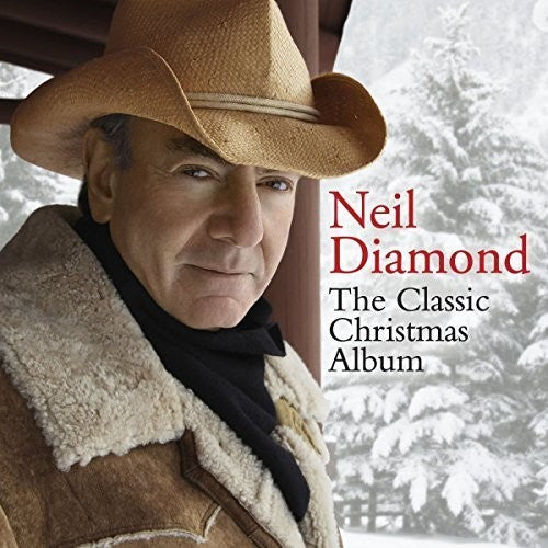 DIAMOND, NEIL - CLASSIC CHRISTMAS ALBUM (CD) - CD New