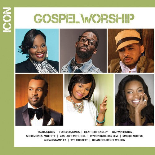 ICON GOSPEL WORSHIP / VARIOUS - ICON GOSPEL WORSHIP / VARIOUS (CD)