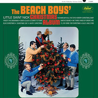 BEACH BOYS - BEACH BOYS CHRISTMAS ALBUM (Vinyl LP) - Vinyl New