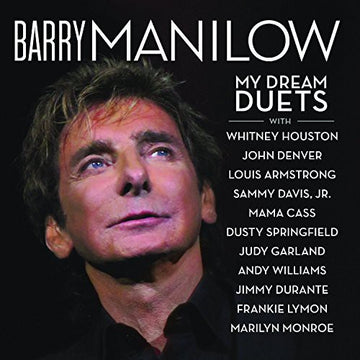BARRY MANILOW - MY DREAM DUETS - Vinyl New