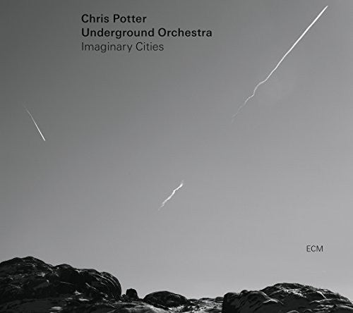 CHRIS UNDERGROUND ORCHESTRA POTTER - IMAGINARY CITIES - CD New