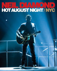 DIAMOND, NEIL - HOT AUGUST NIGHT / NYC (Blu Ray)