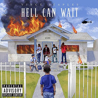 STAPLES, VINCE - HELL CAN WAIT (CD) - CD New