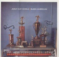 JIMMY EAT WORLD - BLEED AMERICAN (Vinyl LP)