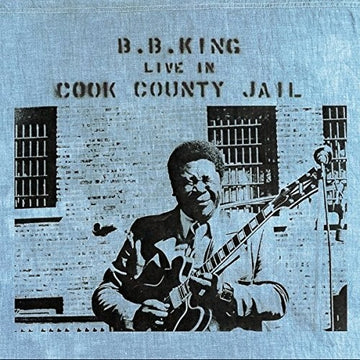 B.B. KING - LIVE IN COOK COUNTY JAIL - CD New