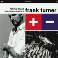 FRANK TURNER - POSITIVE SONGS FOR NEGATIVE PEOPLE - CD New