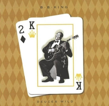 B.B. KING - DEUCES WILD - Vinyl New