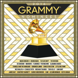 VARIOUS - 2016 GRAMMY NOMINEES / VARIOUS (CD)