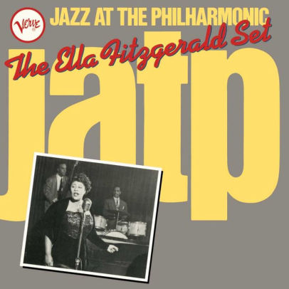 ELLA FITZGERALD - JAZZ AT THE PHILHARMONIC: THE ELLA FITZG - CD New