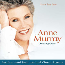 ANNE MURRAY - AMAZING GRACE: INSPIRATIONAL FAVORITES & - CD New