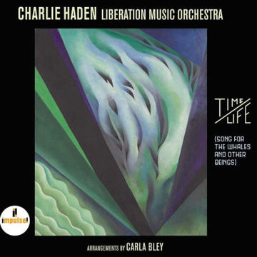 CHARLIE / LIBERATION MUSIC ORCHES HADEN - TIME / LIFE - CD New